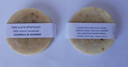 Calendula Lavender Solid Shampoo