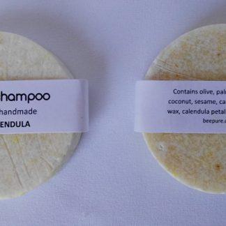Calendula solid shampoo bar