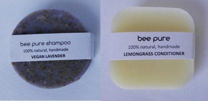 Vegan Lavender Shampoo & Conditioner Set