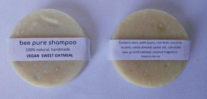 Vegan Sweet Oatmeal Shampoo