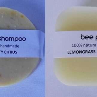 Vegan Zesty Citrus Shampoo & Conditioner Set