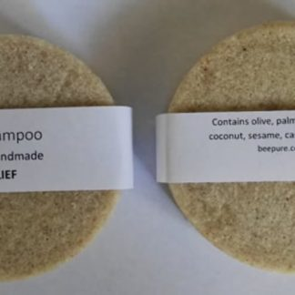 Itch Relief Solid Shampoo