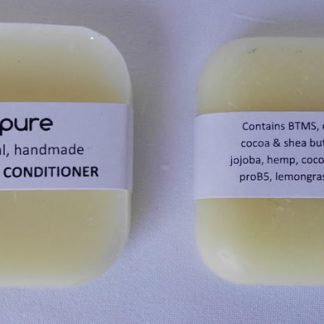 Solid Conditioner Lemongrass