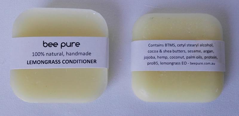 Solid Conditioner Lemongrass