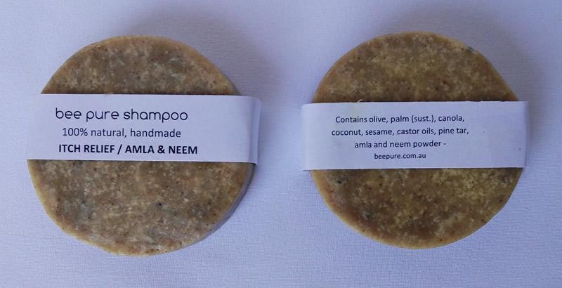Itch Relief Amla Neem Shampoo