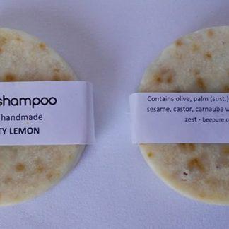 Vegan Zesty Lemon Shampoo